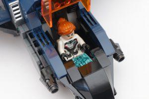 LEGO Marvel 76126 Avengers Ultimate Quinjet review 9