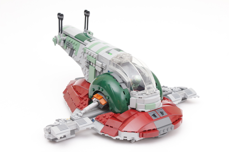 LEGO Star Wars 75243 Slave I 20th Anniversary Edition Review 1
