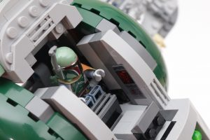 LEGO Star Wars 75243 Slave I 20th Anniversary Edition Review 10 300x200