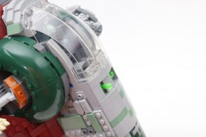 LEGO Star Wars 75243 Slave I 20th Anniversary Edition Review 18 300x200