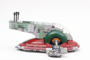 LEGO Star Wars 75243 Slave I 20th Anniversary Edition Review 2 300x200