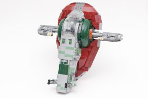 LEGO Star Wars 75243 Slave I 20th Anniversary Edition Review 3 300x200