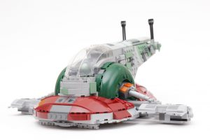 LEGO Star Wars 75243 Slave I 20th Anniversary Edition Review 4 300x200