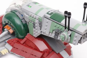 LEGO Star Wars 75243 Slave I 20th Anniversary Edition Review 5 300x200
