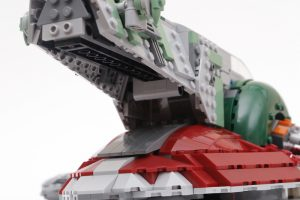 LEGO Star Wars 75243 Slave I 20th Anniversary Edition Review 6 300x200