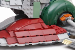 LEGO Star Wars 75243 Slave I 20th Anniversary Edition Review 8 300x200