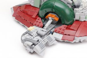 LEGO Star Wars 75243 Slave I 20th Anniversary Edition Review 9 300x200