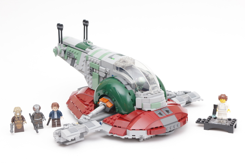 LEGO Star Wars 75243 Slave I 20th Anniversary Edition Review Main