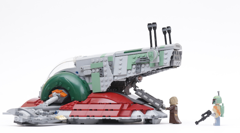LEGO Star Wars 75243 Slave I – 20th Anniversary Edition review