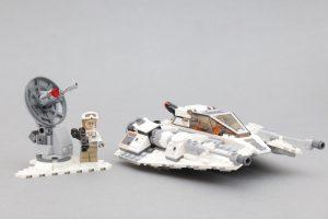 LEGO Star Wars Review 75259 Snowspeeder 20th Anniversary Edition 1 300x200