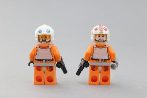 LEGO Star Wars Review 75259 Snowspeeder 20th Anniversary Edition 14 300x200