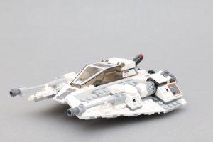 LEGO Star Wars Review 75259 Snowspeeder 20th Anniversary Edition 15 300x200