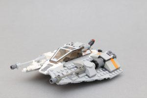 LEGO Star Wars Review 75259 Snowspeeder 20th Anniversary Edition 16 300x200