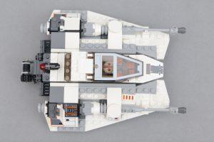 LEGO Star Wars Review 75259 Snowspeeder 20th Anniversary Edition 8 300x200