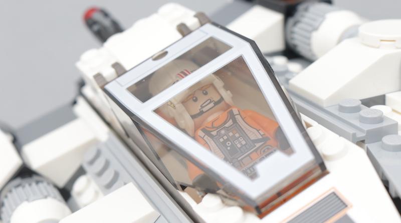 LEGO Star Wars Review 75259 Snowspeeder 20th Anniversary Edition title