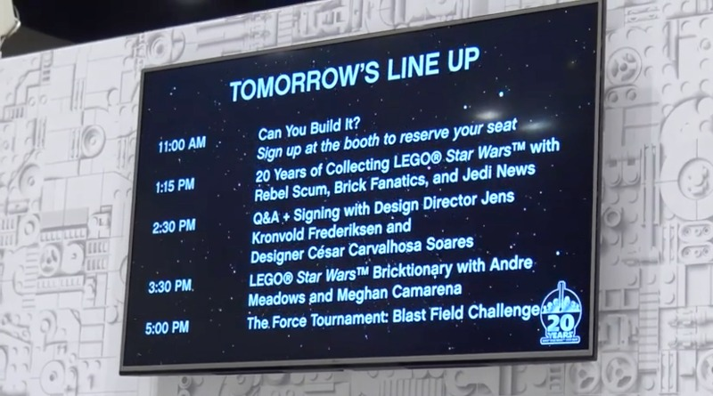 Star Wars Celebration Itinerary Featured