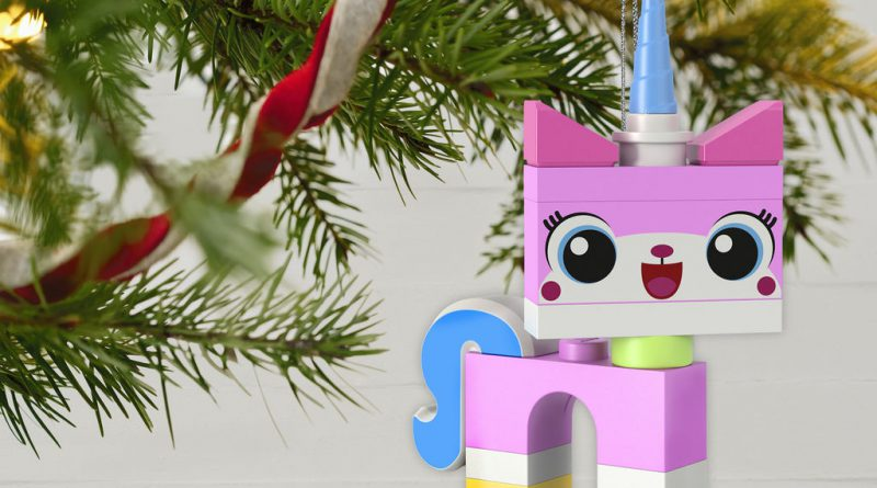 THE LEGO MOVIE 2 Unikitty Ornament 2 800x445