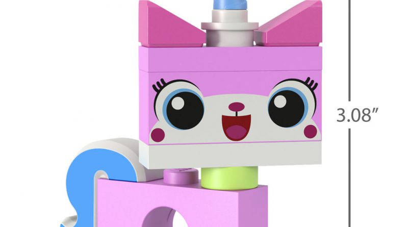THE LEGO MOVIE 2 Unikitty Ornament 3 800x445