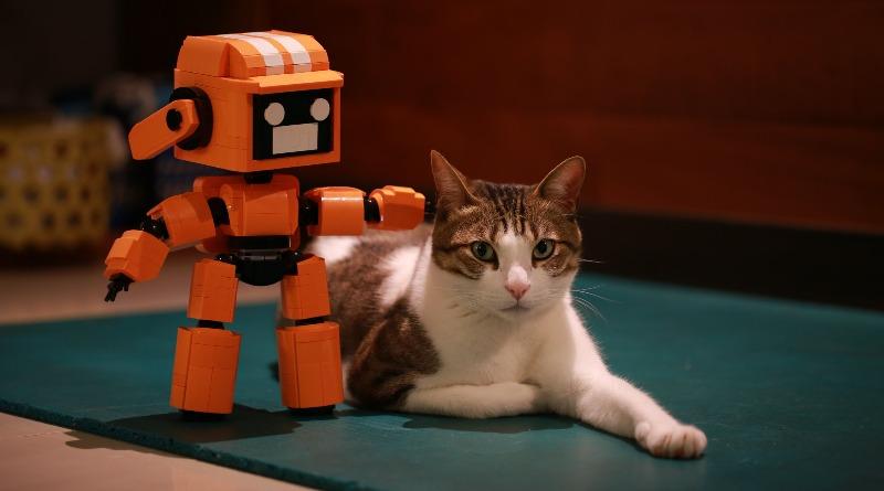 Brick Pic Catbot