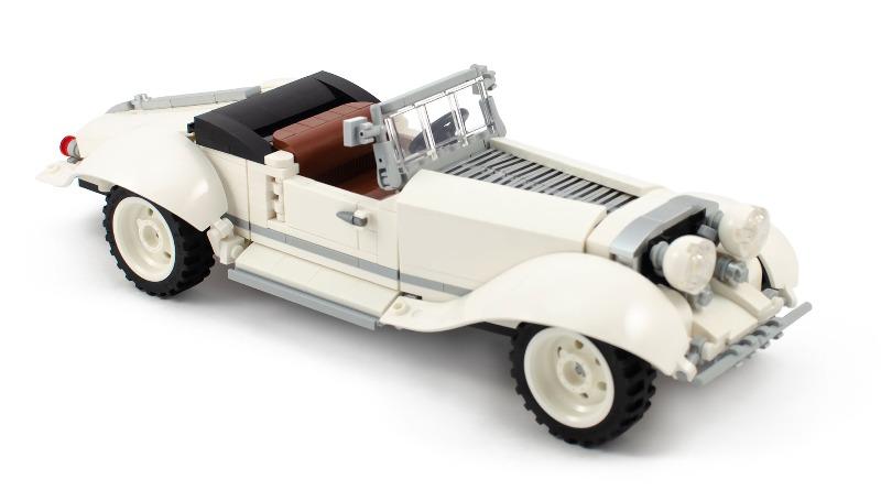 Bricklink Roadster Featured