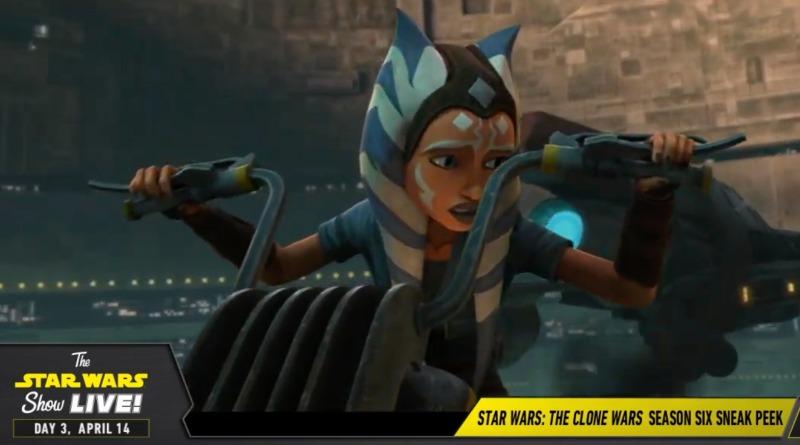 Clone Wars Ahsoka Featured
