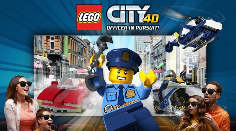 Lego City 4d Movie Featured