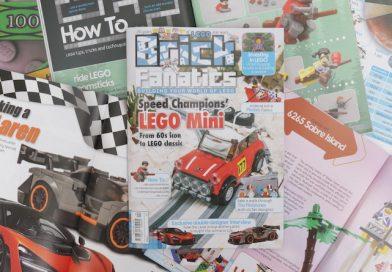 Brick Fanatics Magazine Issue 4 in US stores