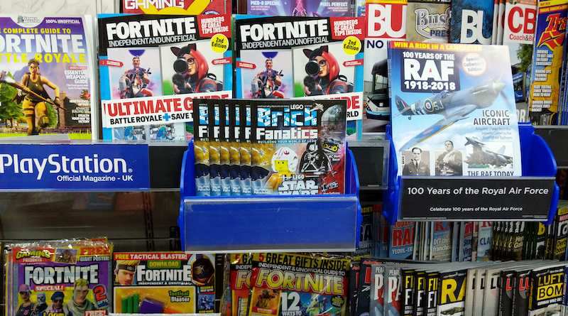 Brick Fanatics Magazine Issue 5 In Stores