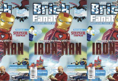 Brick Fanatics Magazine Issue 6 available now