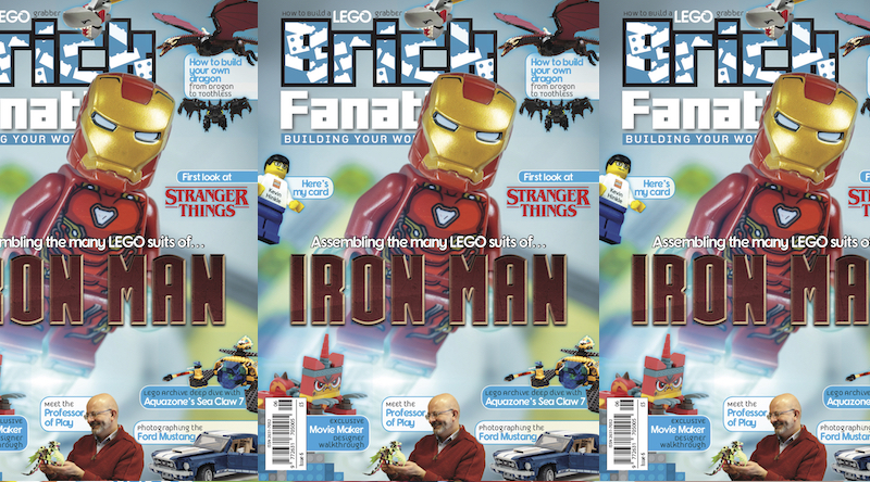 COVER Issue 6 Title