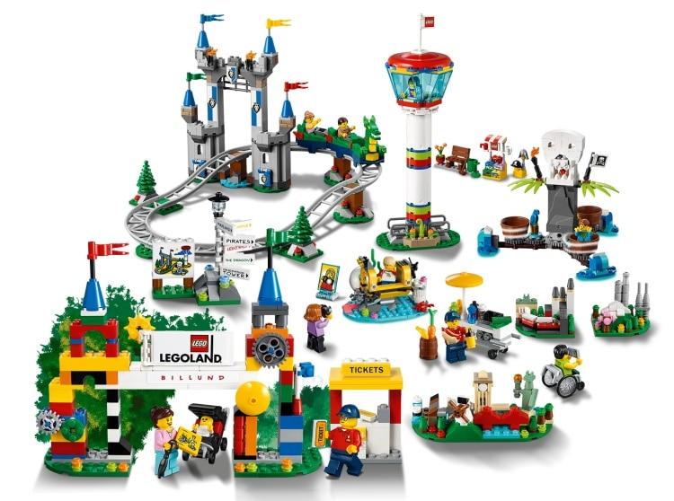 LEGO 40346 LEGOLAND 1