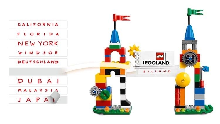 LEGO 40346 LEGOLAND 3
