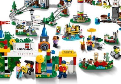 LEGO 40346 LEGOLAND set gets official images