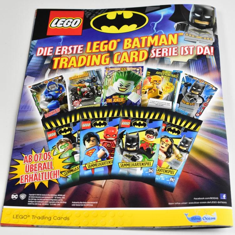 LEGO Batman Trading Cards