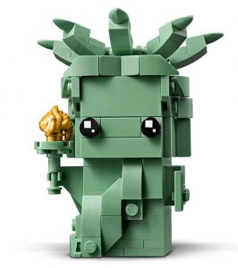 LEGO BrickHeadz 401367 Statue Of Liberty 1 266x300