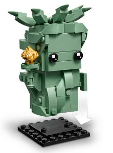 LEGO BrickHeadz 401367 Statue Of Liberty 2 221x300