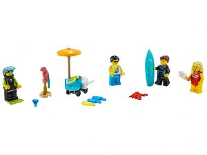 LEGO City 40344 Minifigure Pack 1 300x225