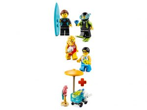 LEGO City 40344 Minifigure Pack 3 300x225