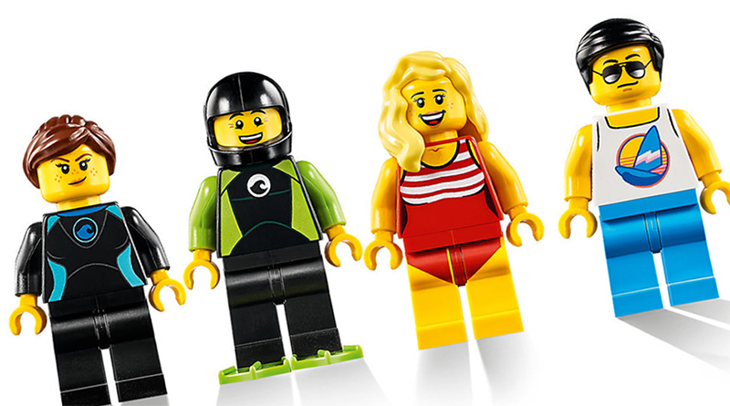 LEGO City 40344 Minifigure Pack Featured 800 445