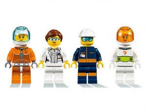 LEGO City 40345 Mars Exploration Minifigure Pack 2 300x225