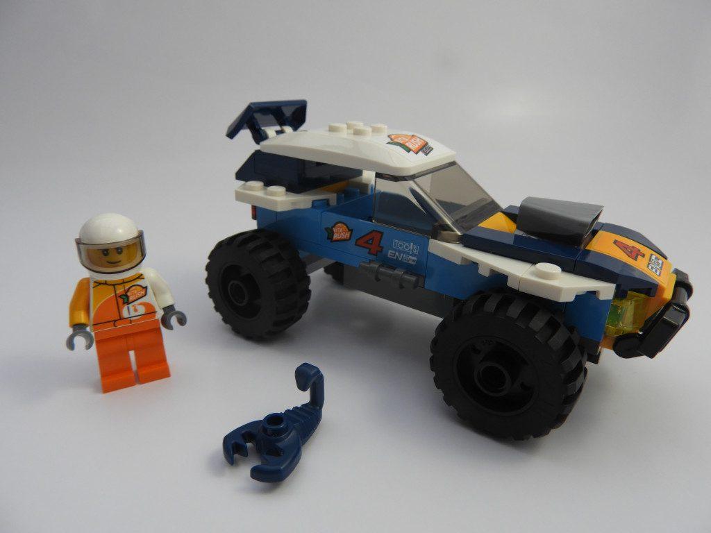 LEGO City 60218 Desert Rally Racer Featured 800 445 1 1024x768