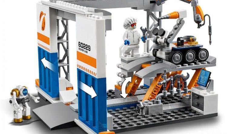 LEGO City 60229 Rocket Transport 12 750x445