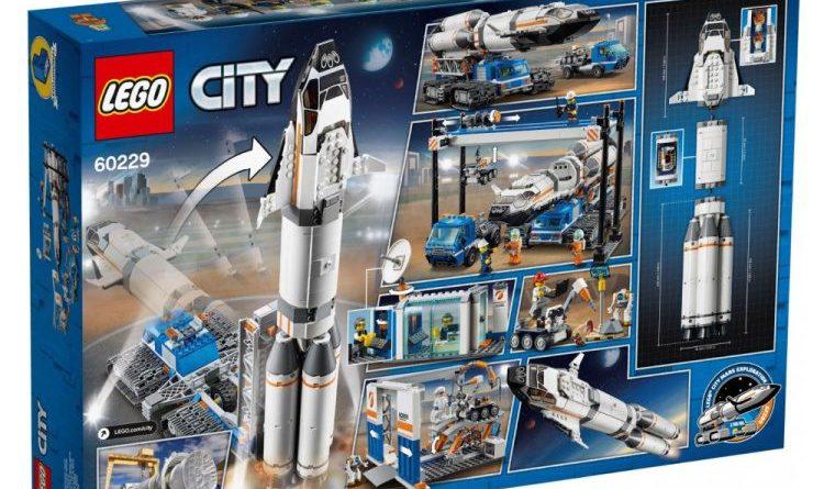 LEGO City 60229 Rocket Transport 2 750x445
