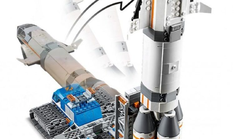 LEGO City 60229 Rocket Transport 7 750x445