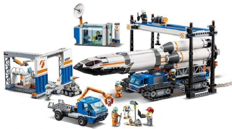LEGO City 60229 Rocket Transport Featured 800 445 800x445