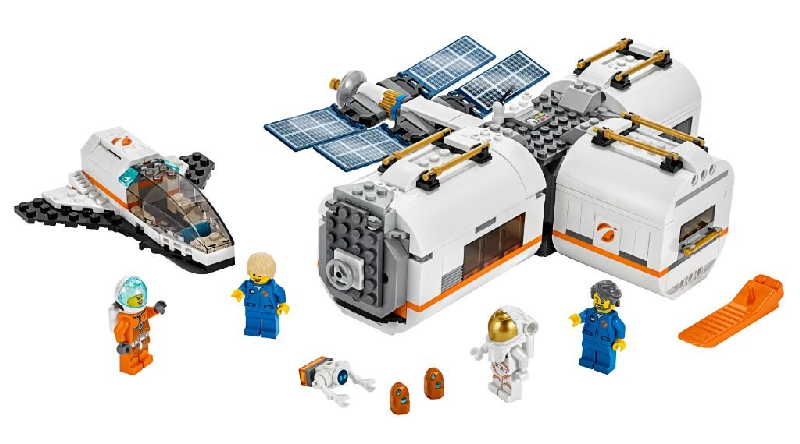 LEGO City Space Featured 800 445