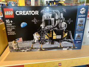 LEGO Creator Expert 10266 Lunar Lander 1 300x225