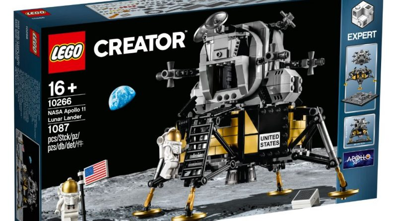 LEGO Creator Expert 10266 Lunar Lander 15 800x445