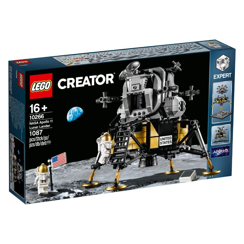 LEGO Creator Expert 10266 Lunar Lander 15
