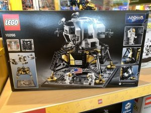 LEGO Creator Expert 10266 Lunar Lander 2 300x225